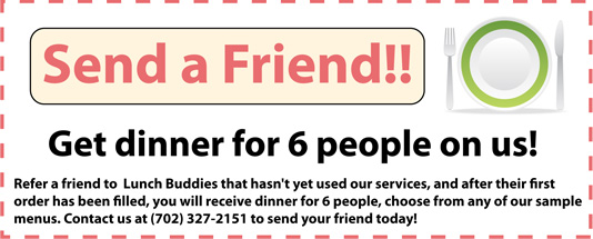 Send a Friend Promotion!